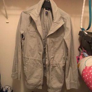 Olive Green Gap Jacket
